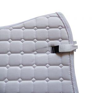 Dressage saddle cloth