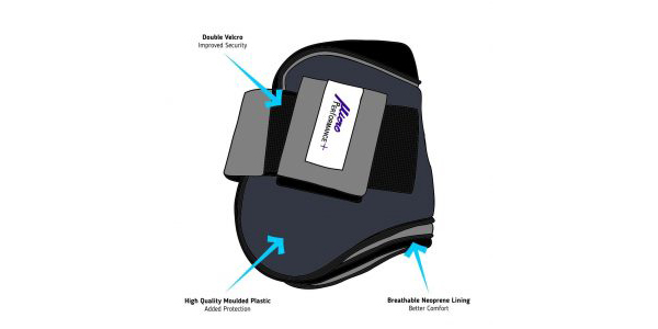 protective fetlock boots