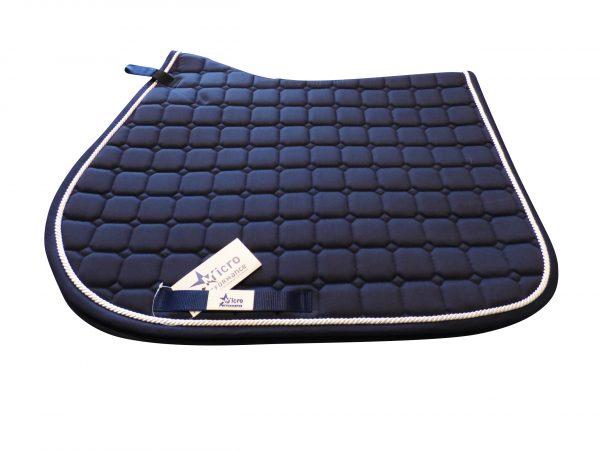 Navy Blue MicroPerformance ProSport Dressage saddle Cloth
