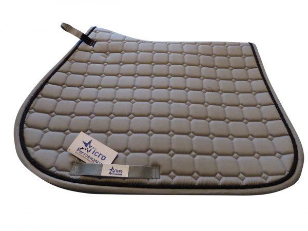 Grey MicroPerformance ProSport Dressage saddle Cloth