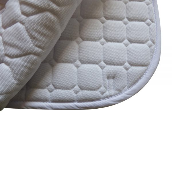Pro-Jumping Saddle Pads Close-up