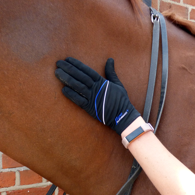 Lite Contact Horse Riding Gloves