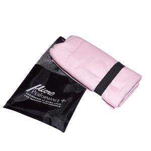 Pink Towel with Package