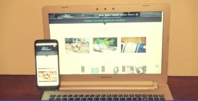 microperformance+ website launch