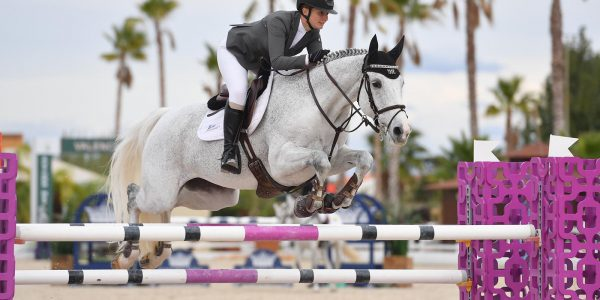 MicroPerformance+ represented at the Mediterranean Equestrian Tour (MET)