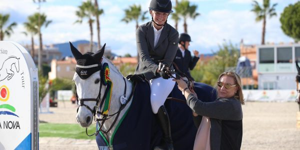 Show-Jumper and MP+ Ambassador, Ruby Fryer Looking forward to the 2019 Season