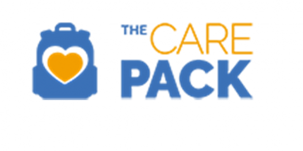 MP+ and The Care Pack UK Charity in partnership