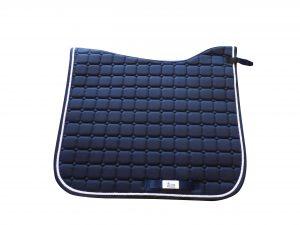 Navy Blue MicroPerformance ProSport Dressage saddle cloths
