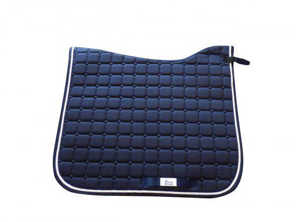 Navy Blue MicroPerformance ProSport Dressage saddle cloths