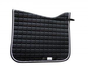 Black MicroPerformance ProSport Dressage saddle Cloth