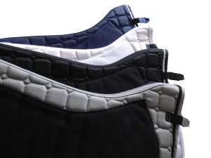 ProSport Impact Dressage pads with D3O