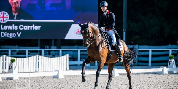 Team GB Dressage rider,  joins MicroPerformances' growing list of advocates