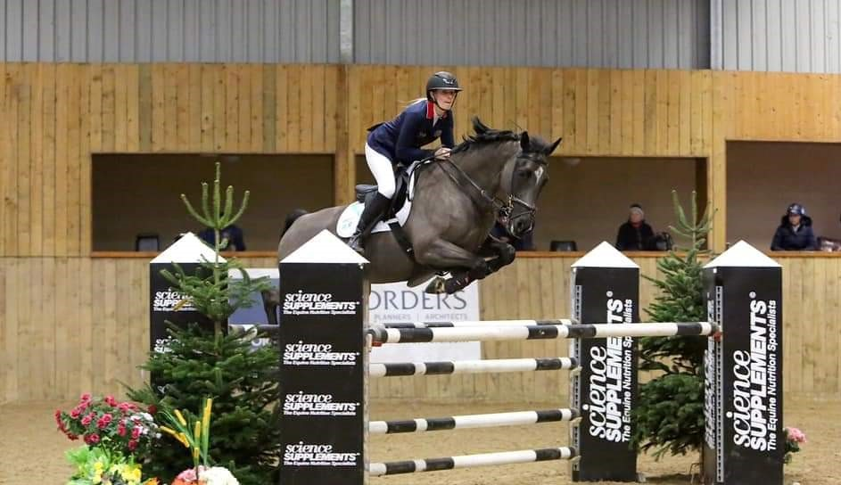 Show Jumper Tegan Jones