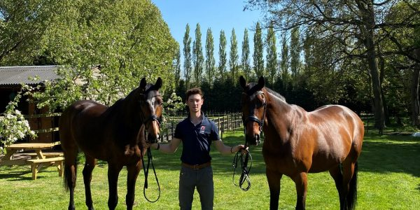Time for Dressage Top Training Tip – from  Lewis Carrier